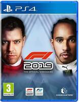 F1 2019 19 (PS4 PlayStation 4) (NEU & OVP) (Blitzversand)