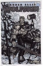 WOLFSKIN #3 (NM) Platinum Foil 1 of only 500 copies! Warren Ellis! Avatar Press