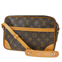 Auth LOUIS VUITTON Trocadero 27 Shoulder Bag Monogram Leather BN M51274 88MD633