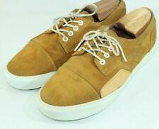 Vans Syndicate X Luke Meier Zero Lo Luxury Camel Tan Size 8.5