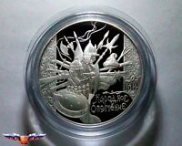 Russia 25 rubles 2012 Voluntary Corps by Minin and Pozharsky Silver 5 oz PROOF
