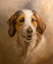 FINE ART COMMISSIONED PORTRAITS IN OIL ON CANVAS - GUN DOGS / HORSES
