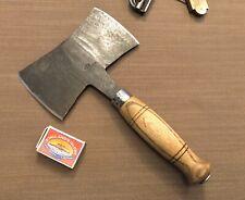 Vintage Wm Marples & Sons Sheffield Chopping Axe Double Edge Unusual Tool