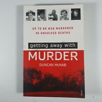Getting Away With Murder - Gay Hate Crime - rare htf Duncan McNab