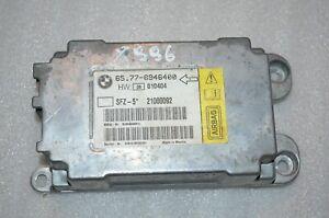 X-996 BMW AIRBAG CONTROL MODULE 65.77-6946400 / 21000092