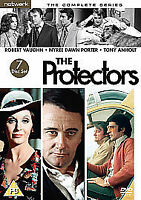 The Protectors - The Complete Series --- 7-Disc DVD Boxset