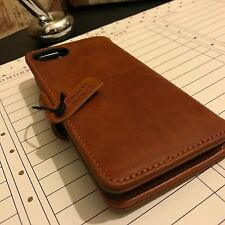 Apple iPhone 11  Real Hand Crafted Leather Tan Case New Release AVO1