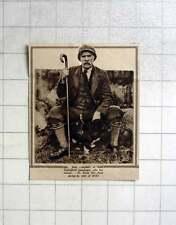 1936 Mr John Campbell, Loch Lomond Gamekeeper, Killed 800 Foxes