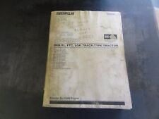 Caterpillar CAT D6N XL FTC LGP Track Type Tractor Parts Manual   ALH ALR