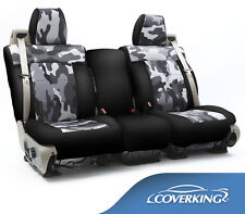 NEW Traditional Urban Camo Camouflage Seat Covers with Black Sides / 5102023-02