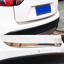 Chrome Rear Trunk Lid Tailgate Cover Trim Strip For Mazda Cx-5 Cx5 2012-2016