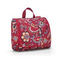 reisenthel toiletbag XL Kulturtasche Tasche Kulturbeutel Beutel Paisley Ruby 4 L