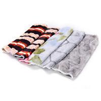 5pcs Bamboo Fiber Dish Towel Cloths 25*25CM Kitchen Hang Dishcloth DRF