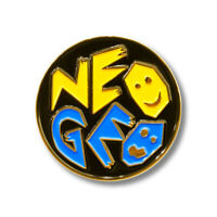 SNK PINS COLLECTION NEOGEO 5 Items Set NEW Japan