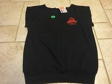 Vintage 1984 David Gilmour Pink Floyd Tour Crew Promoter Sweat shirt Large New