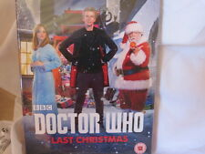Doctor Who - Last Christmas [DVD]: Peter Capaldi; Jenna Coleman NEW/SEALED