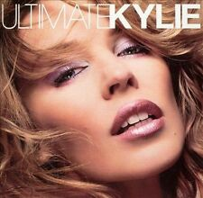 Ultimate Kylie Minogue CD (2Disc) RARE UK PROMO ADVANCE