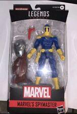 Marvel Legends Black Widow Wave BAF Series (Crimson Dynamo) Spymaster
