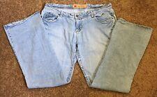 Apple Bottoms Women's Jeans Boot Cut Size 15/16 Light Wash