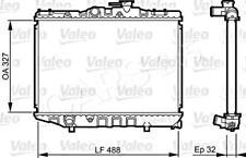 VALEO Engine Cooling Radiator 731122 Fits TOYOTA Starlet Hatchback 1986-1989