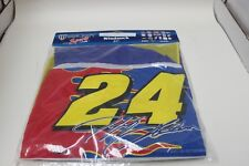 "Jeff Gordon #24 NASCAR Wincraft Racing Windsock 57"""