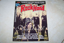 ROCK HARD MAG 3/2009 NIGHTWISH LAMB OF GOD + POSTER IRON MAIDEN / OZZY
