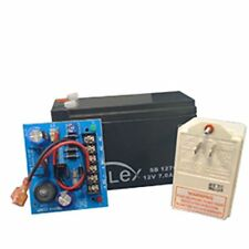Model 12VDC7ABUP Battery back-Up System For Magnetic Lock