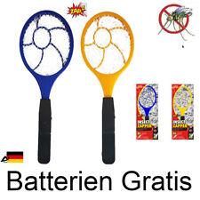 Elektrische Fliegenklatsche Fliegenfänger Insekten Vernichter  Mückenklatsche