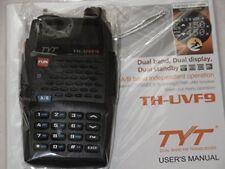 TYT TH-UVF9 Dual Band Handheld Radio VHF/UHF (136-174 & 400-470 MHz)