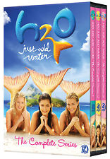 H2O: Just Add Water Complete TV Series Seasons 1 2 3 Boxed DVD Set NEW!