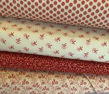 MODA FRENCH GENERAL - 100% COTTON FABRIC - HALF METERS OR FAT QUARTER BUNDLE
