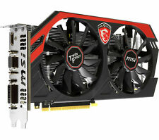 MSI GTX 750Ti Gaming OC 2048 Mo GDDR 5 PCI-e Carte graphique (N750Ti TF 2GD5/OC)