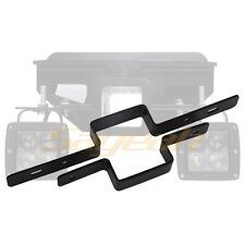 Tow Hitch Receiver Light Lamp Mounting Bracket Backup Reverse Truck Aluminum