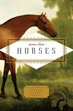 Poems About Horses Everyman's Library Pocket Poets Series