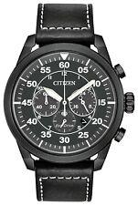 Citizen Eco-Drive Avion CA4215-21H B620 Chronograph Men's Watch
