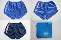 ARENA Vintage Shorts NEU XS-XXL kurze Sporthose Nylon Hose shiny glanz retro