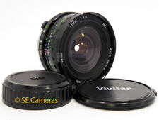 OLYMPUS OM VIVITAR 19MM F3.8 MC ULTRA WIDE ANGLE LENS *MINT CONDITION*