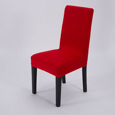Stretch Kitchen Bar Seat Covers Dining Chair Cover Hotel Wedding Party Decor New