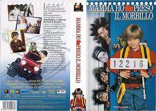 MAMMA HO PRESO IL MORBILLO (1997) vhs ex noleggio