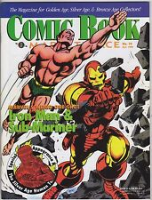 Comic Book MarketPlace #72    ( Iron Man / Sub-Mariner Issue )  NM