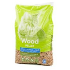 Cat Litter Wood Pellet responsibly sourced 30L