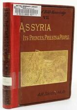 By Paths of Bible Knowledge VII: Assyria by A.H. Sayce