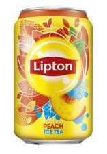 Lipton Ice Tea Pfirsich 24 X 0 33l Dose (eistee)