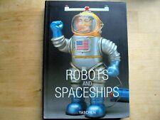 KITAHARA & SHIMIZU: ROBOTS AND SPACESHIPS~ICONS~TASCHEN~2001