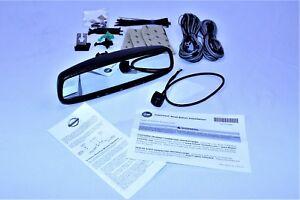 NEW OEM GENUINE NISSAN MIRROR W/ REAR VIEW MONITOR W/ CAMERA 999Q6-Z6000 370Z