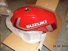 GSX400E 1986  TANK ASSY, FUEL (RED)  NEW NOS SUZUKΙ PARTS