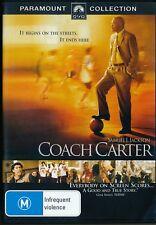Coach Carter DVD R4