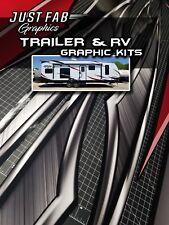 Jayco Jayflight Winnebago Large Graphics Kit RV Camper Trailer Motor Home 28pc.