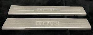 FERRARI 488 seitenschweller, door sill entry kick plate 86786000, 86786100