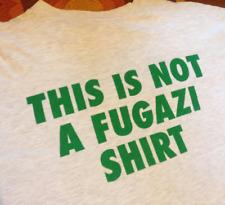 This is Not A Fugazi Shirt